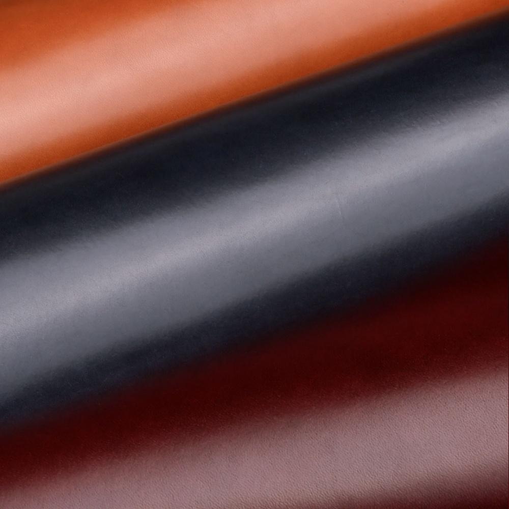 elbalux pellame lucido colore navy e prugna